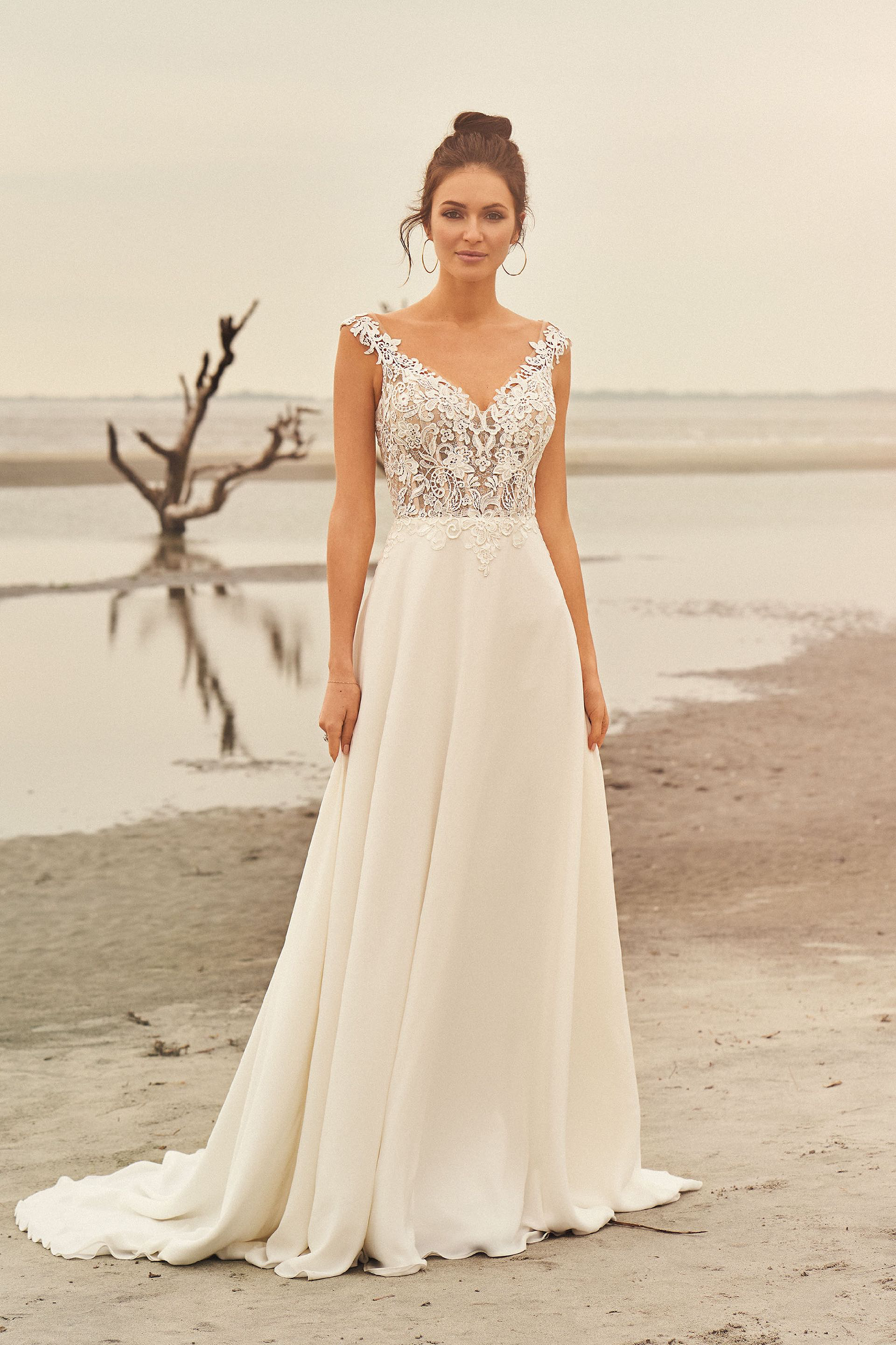 Pin auf Lillian West + braut.de: Brautkleider / Wedding Dresses