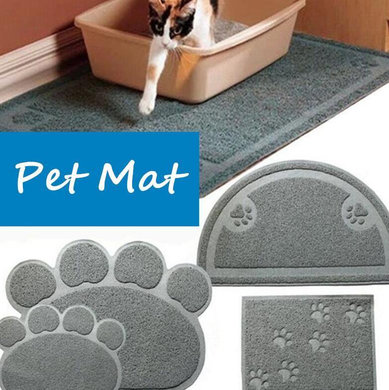 Cheap Litter Box Mat Buy Quality Pet Pet Directly From China Floor Cleaning Suppliers Pet Doormat Petmate Kitty Cat Litter Box Mat Toilet Rug Litter