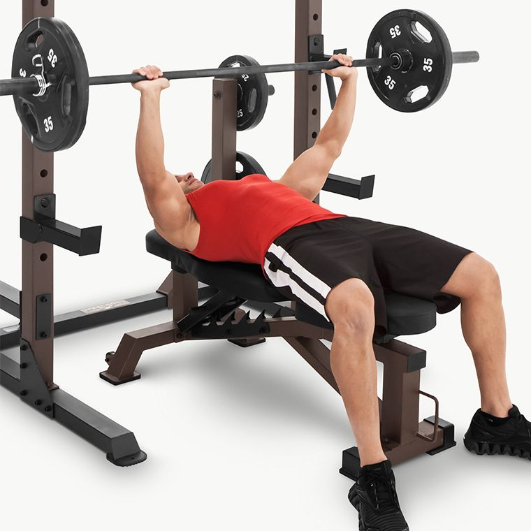 How To Gain Strength In Bench Press Part - 27: How To Increase Your Bench Press Gains - Http://www.marcypro.