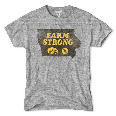 America Needs Farmers Iowa T-Shirt