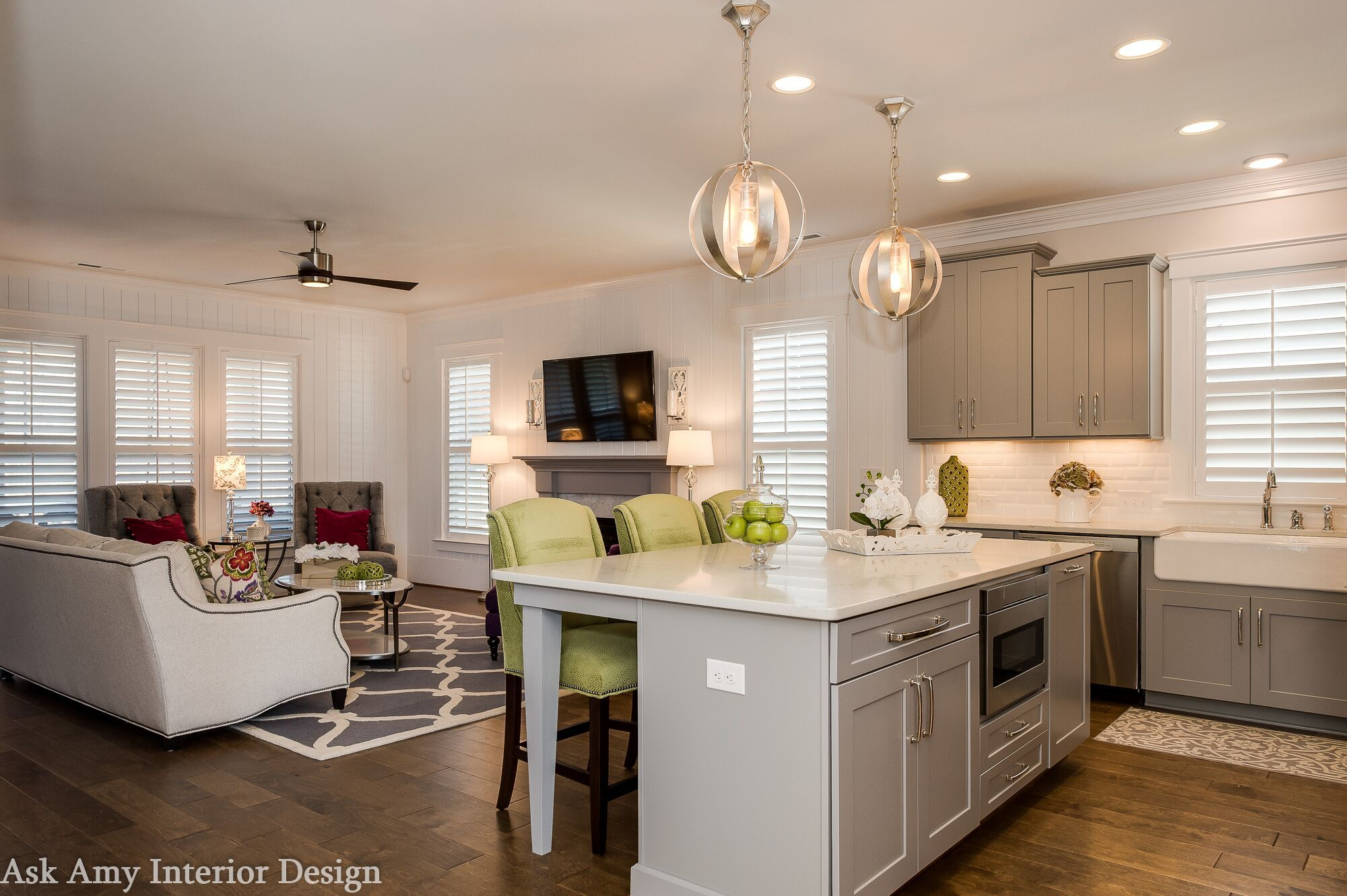 Home Ask Amy Interior Design New Builders