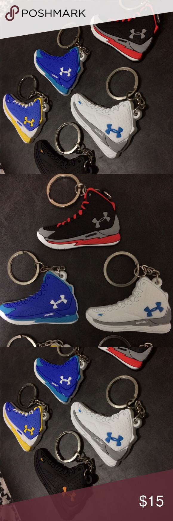 a43c4169144f Steph Curry x Under Armour Sneaker Keychain Newest sneaker keychains out!  Perfect timing for the holiday season! Choose from either color way or  collect all ...