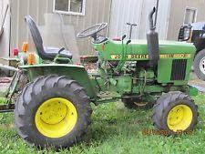 John Deere 650 >> John Deere 650 Tractor John Deere Tractors Garden Tractors For