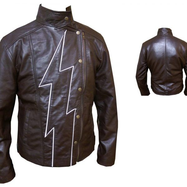 10f9af1d2d7 Arrow Dark Knight Batman leather Jacket – 8797 – Arrow Shopping ...