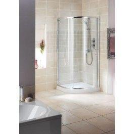 Showerlux Glide Round Single Door  sc 1 st  Pinterest & Showerlux Glide Round Single Door | Bathroom Accessoires ... pezcame.com