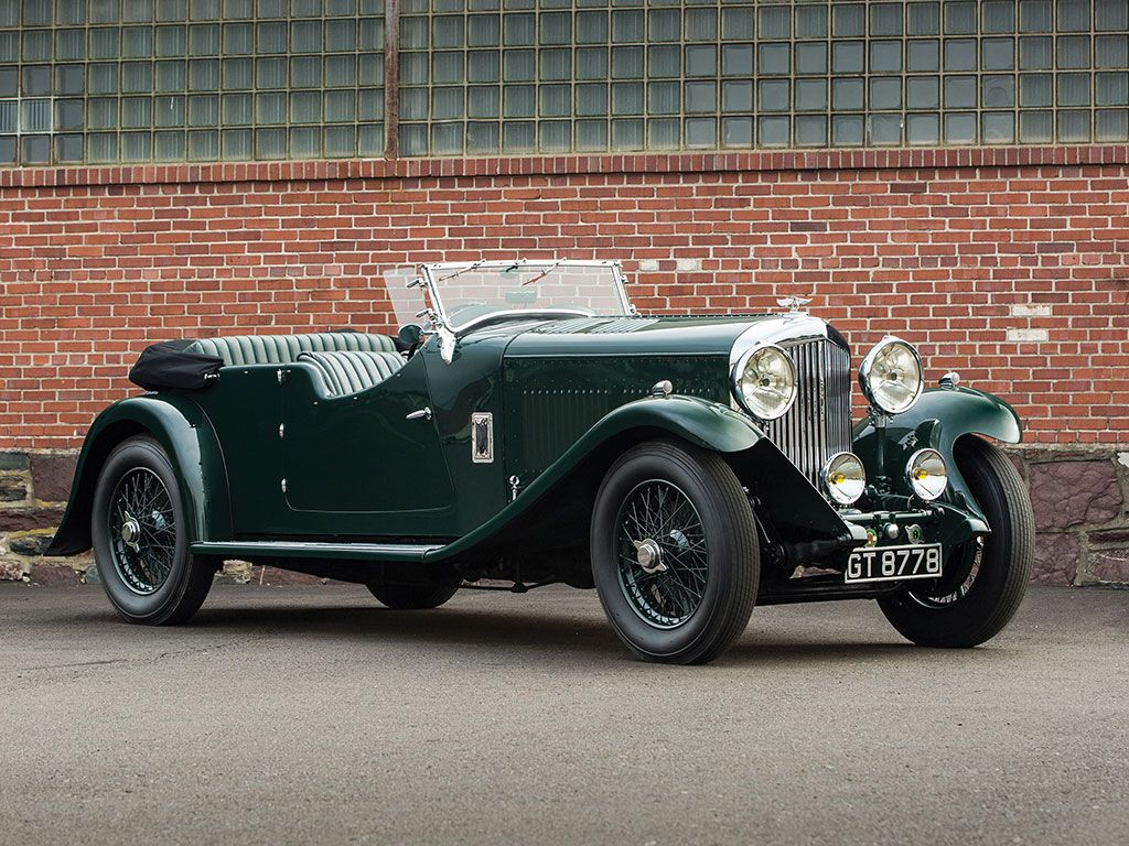 1931 Bentley 8 Litre Tourer By Swallow Old Rides 2 Pinterest