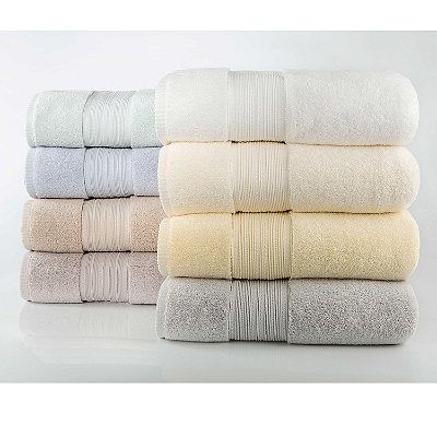 Charisma Bath Towels I The Company Store With Images Towel Personalized Towels Tub Mat