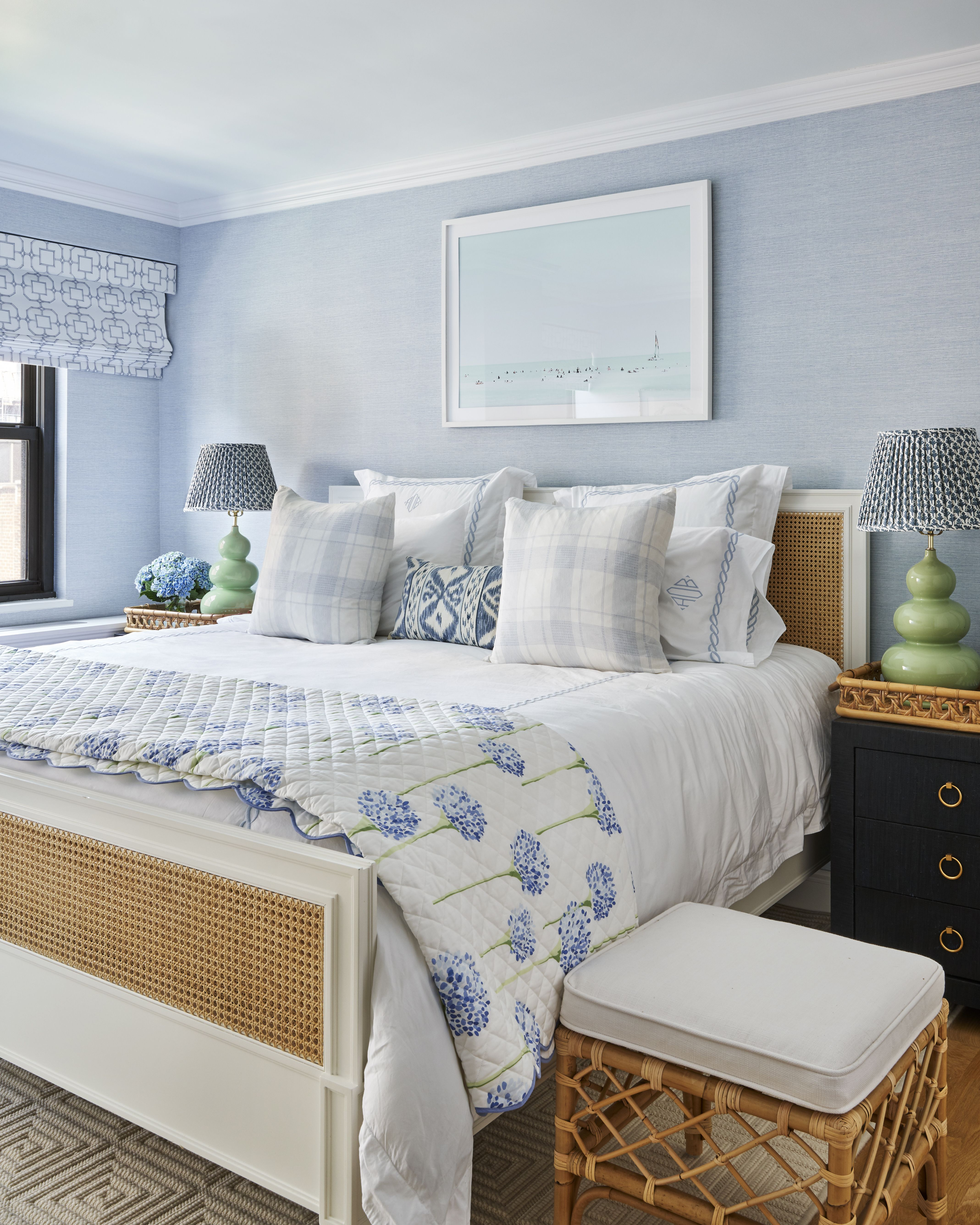 Traditional Bedroom Decor Blue Bedroom Design Traditional