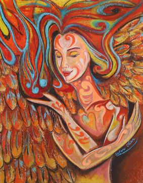 Angel Within by Sofan Chan