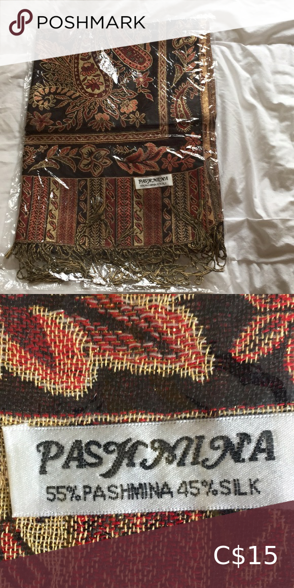 Pashmina- still in wrapping