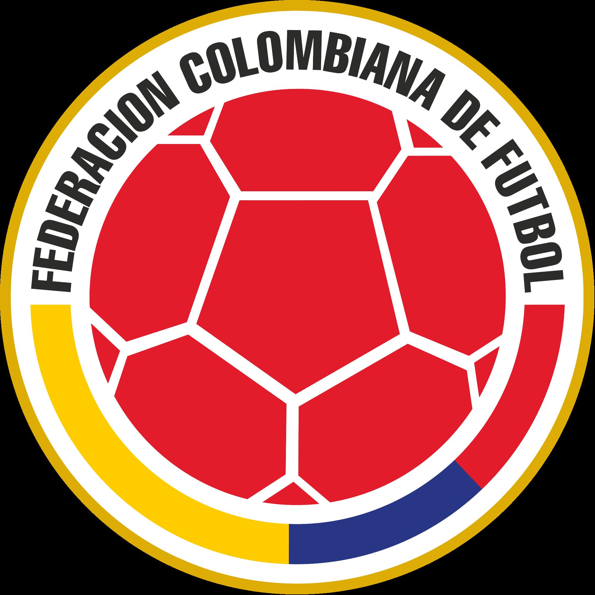 Federacion Colombiana de Futbol Futebol, Colombia