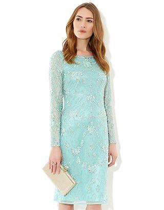 Rosina Dress | Green | Monsoon | Moonsoon | Pinterest | Monsoon ...