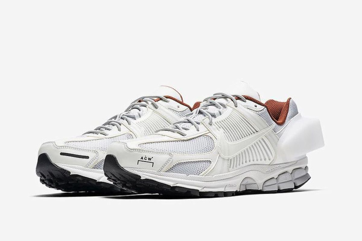 A Detailed Look at the A COLD WALL* x Nike Zoom Vomero +5
