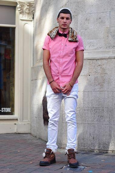356bea3da8 Pink shirt  WGTA  spsf