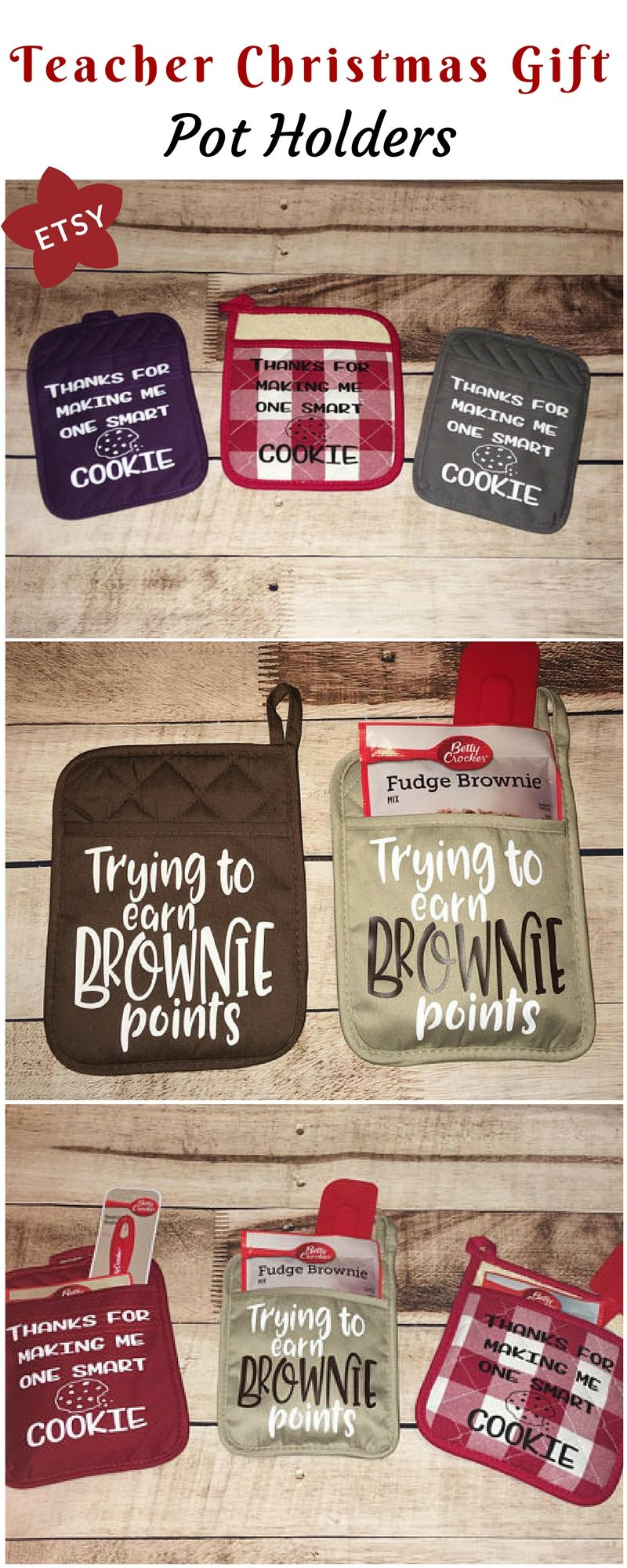 These Oven Mitts Will Be Sure To Make Memorable And Unique Teacher