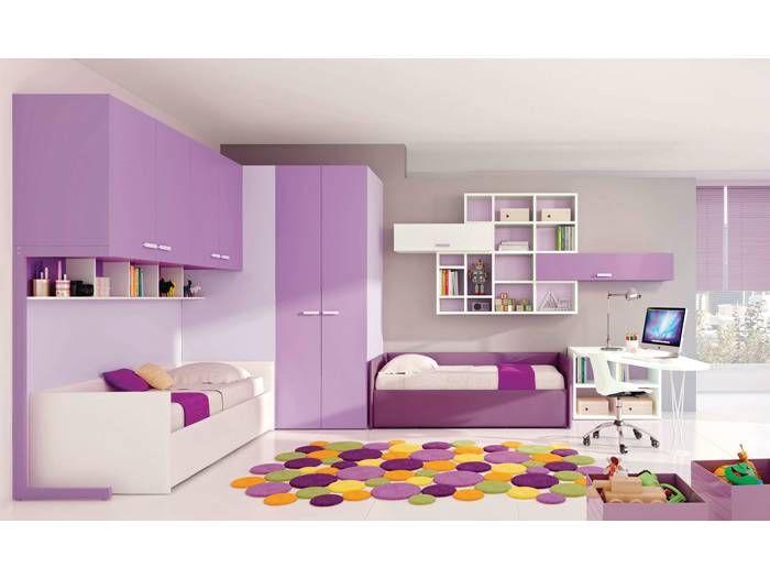 Ferri Camerette ~ Camerette a ponte ponti ferri mobili bedrooms closets