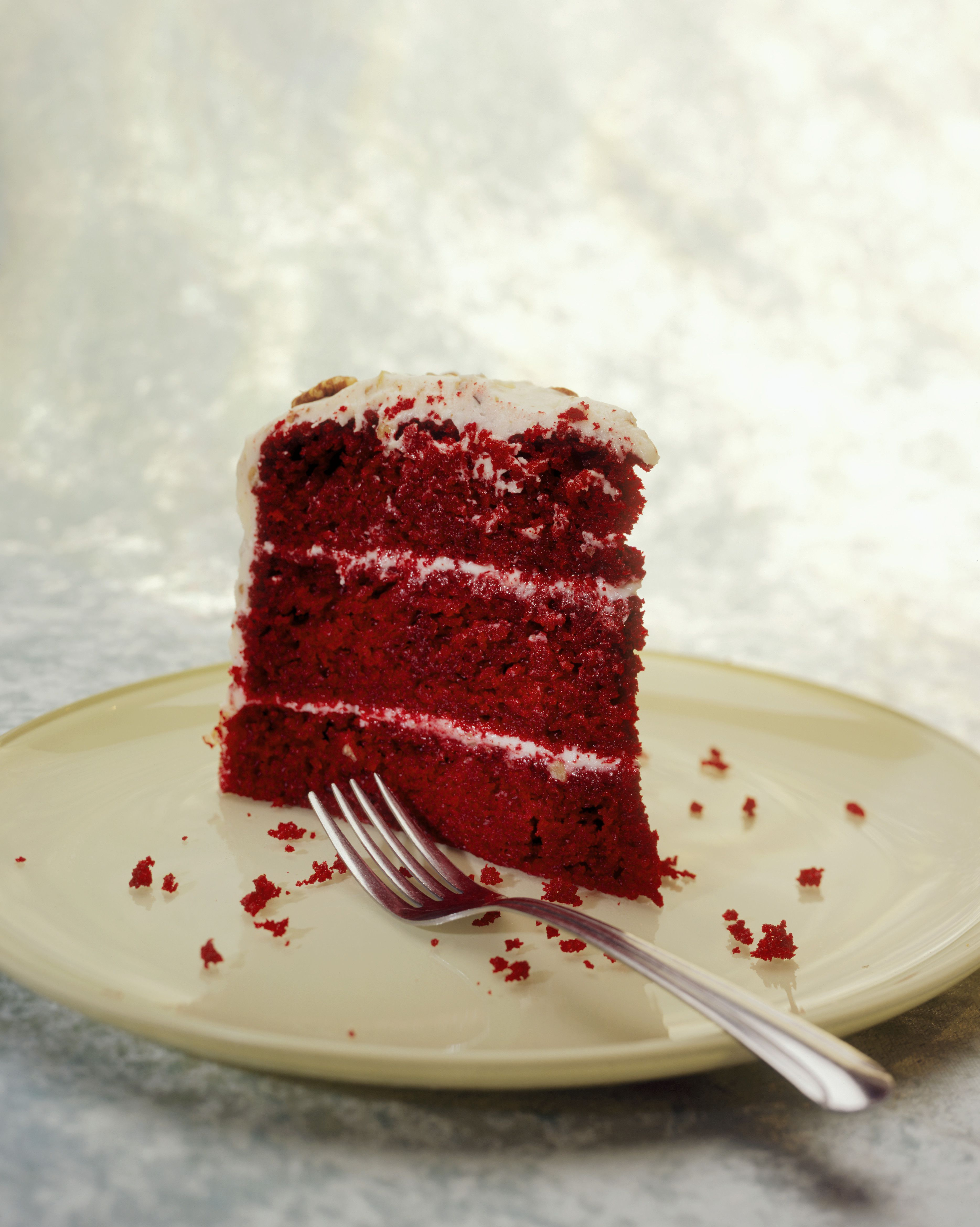 Perfect Red Velvet Cake and Custard Frosting | Recipe | Cakes | Cake ...