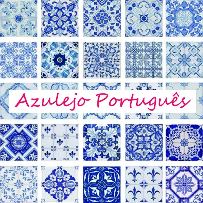 Portugiesische Fliesen Azulejo In Der Modernen Inneneinrichtung - Portugiesische fliesen azulejos