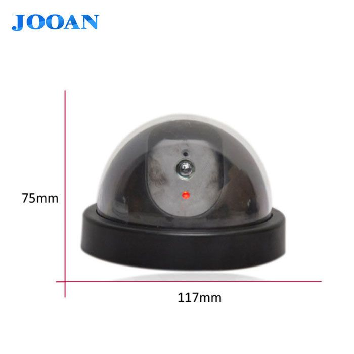 indoor/outdoor Surveillance Dummy Ir Led Wireless Fake dome camera ...