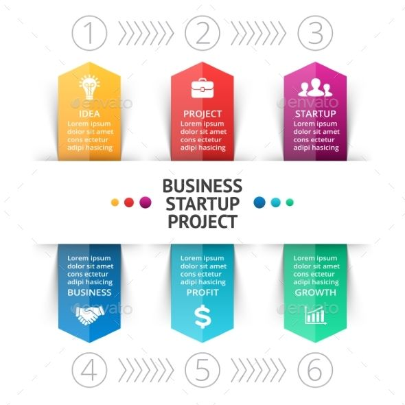 6 arrows diagram infographic graph psd eps ai infographic 6 arrows diagram startup infographic graph with steps photoshop psd graph chart available here ccuart Choice Image