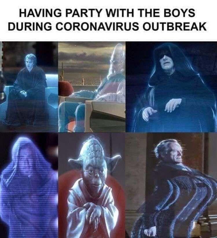 Pin On Star Wars Jokes