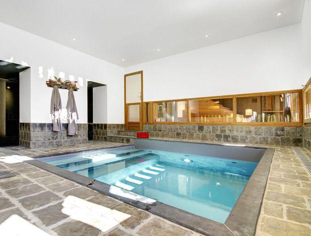 Luxueuse villa au coeur des Portes du Soleil, 14 personnes, piscine - location chalet avec piscine interieure