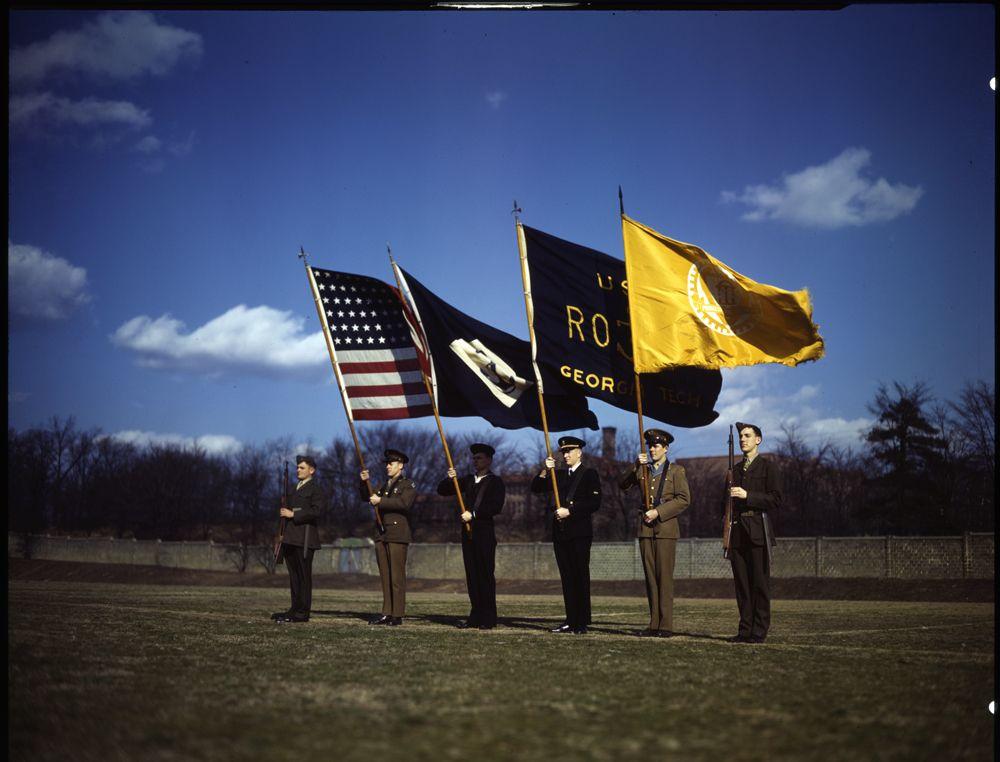 Wartime ROTC Tech History Digital Portal Tech