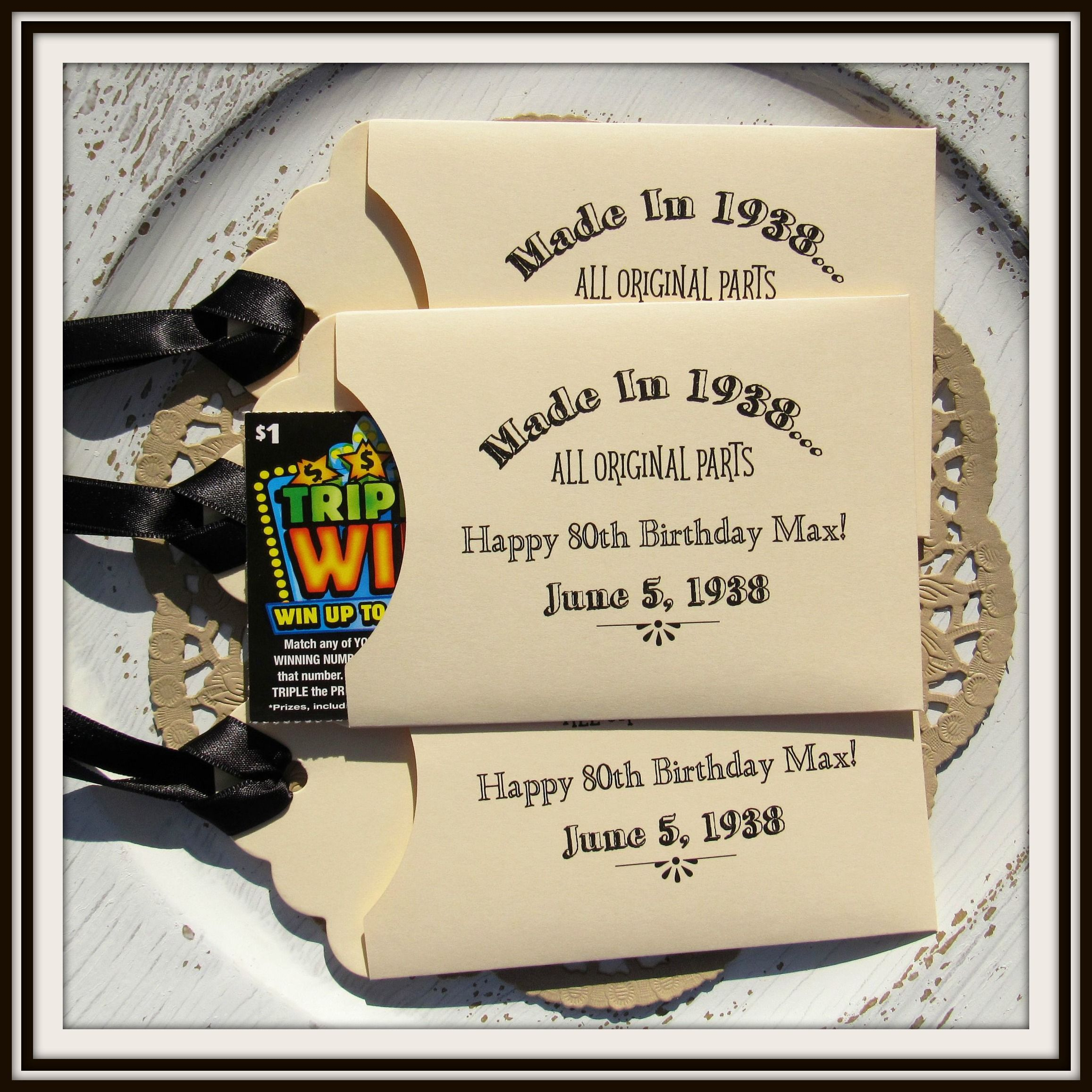 Our Made In Adult Birthday Favors Will Be A Hit At Your Party