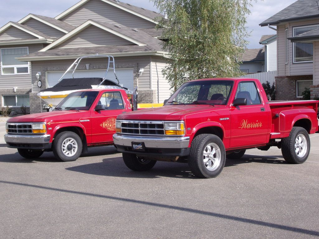 hight resolution of dodge dakota lil red express