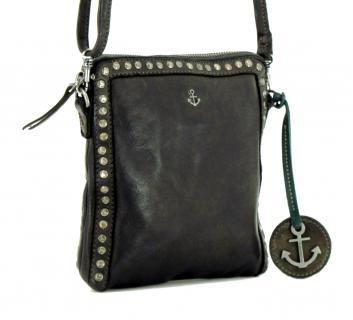 Harbour 2nd Schultertasche Siri Olive Dunkelgrun Vintage Leder Bags More Ledertasche Schultertasche Leder