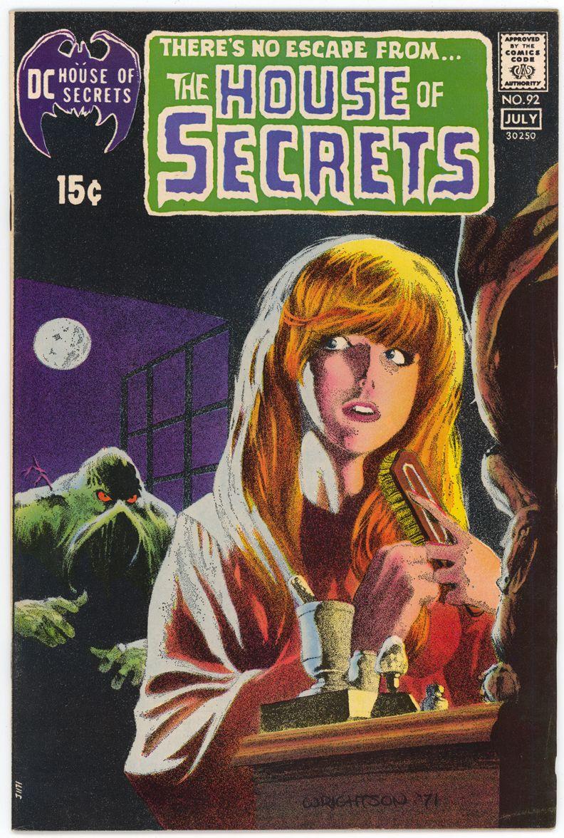 Image result for house of secrets #92