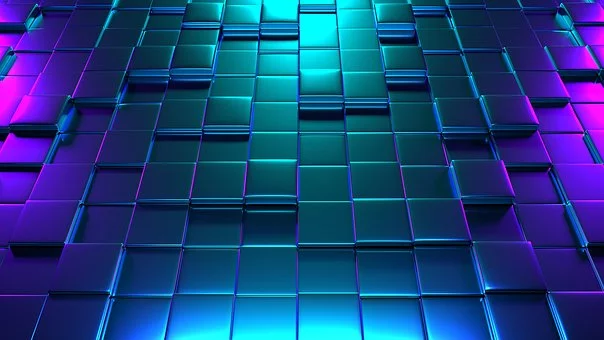 Obraz Zdarma Na Pixabay Krychle 3d Pozadi Tapeta Vzor In 2020 Wallpaper Iphone Neon Neon Wallpaper Free 3d Wallpaper
