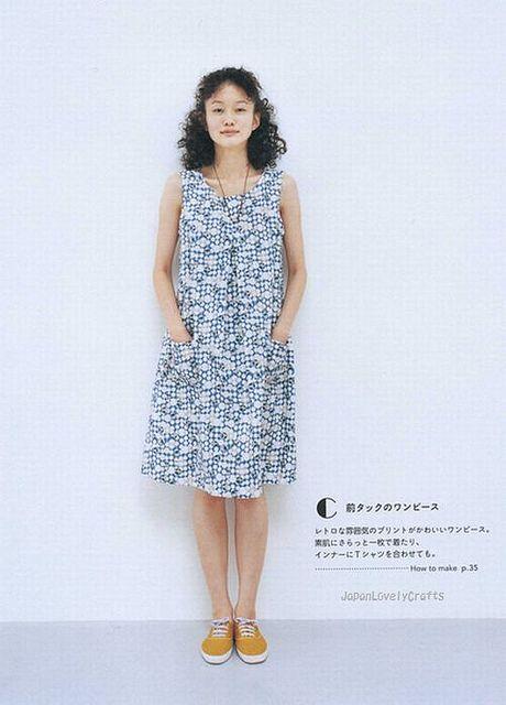 Lovely Wardrobes by Yoshiko Tsukiori - Japanese Sewing Pattern Book ...