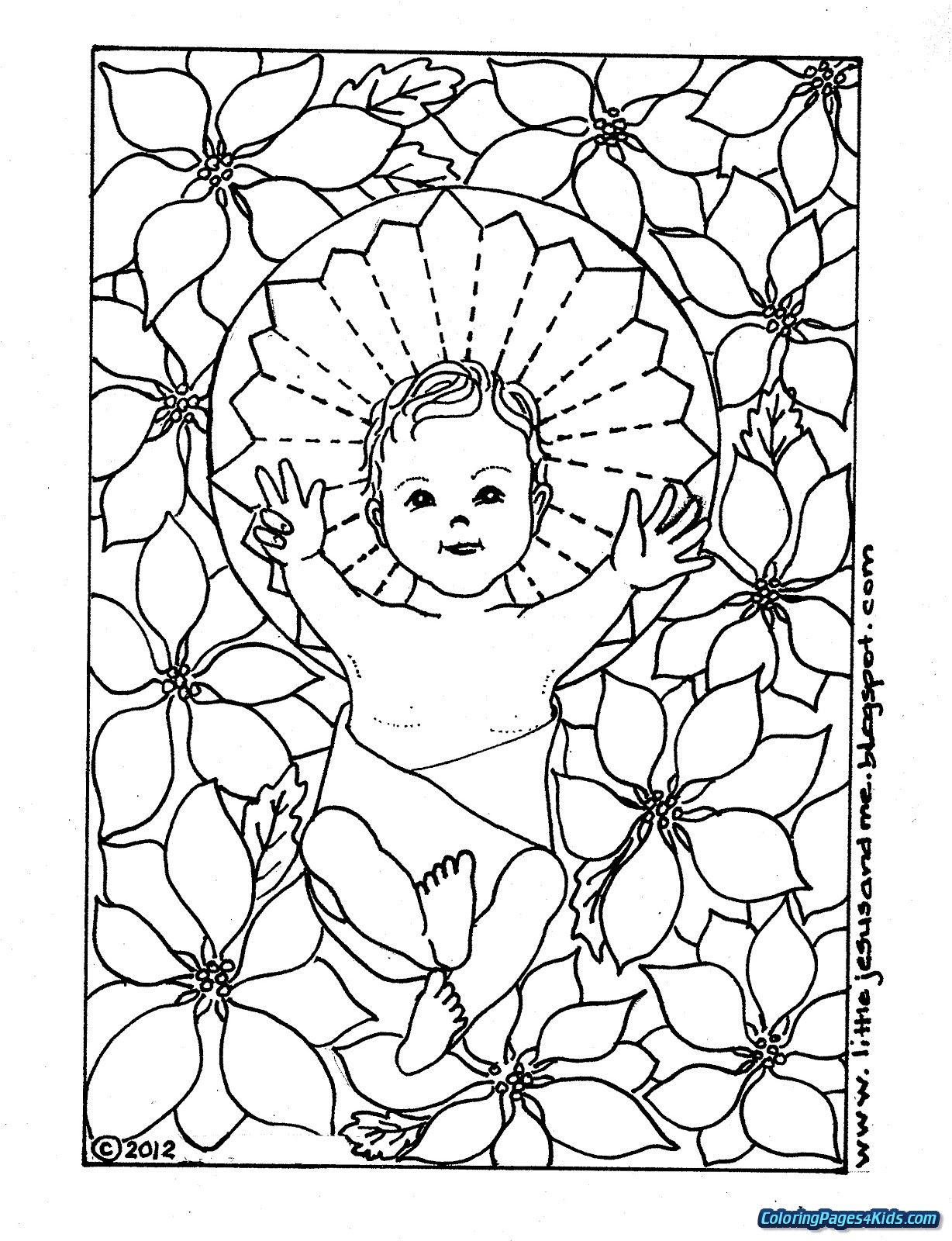 Image Result For Baby Jesus Coloring Page Jesus Coloring Pages Christian Coloring Coloring Pages