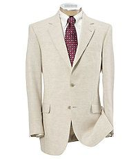 Men's Clearance, Tailored Fit Tropical Blend Sportcoat CLEARANCE ...