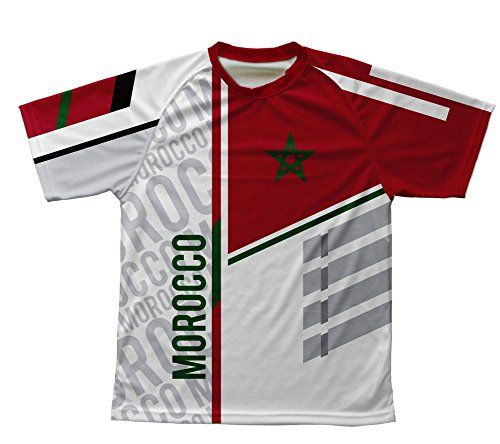 Morocco Scudopro Technical T-Shirt for Men and Women - Si... https ... 11ae25274