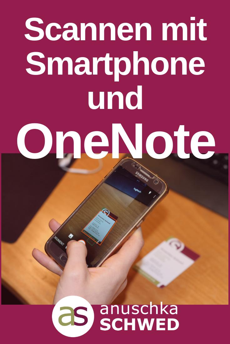 Onenote Und Dein Smartphone Sind Ein Unschlagbares Team