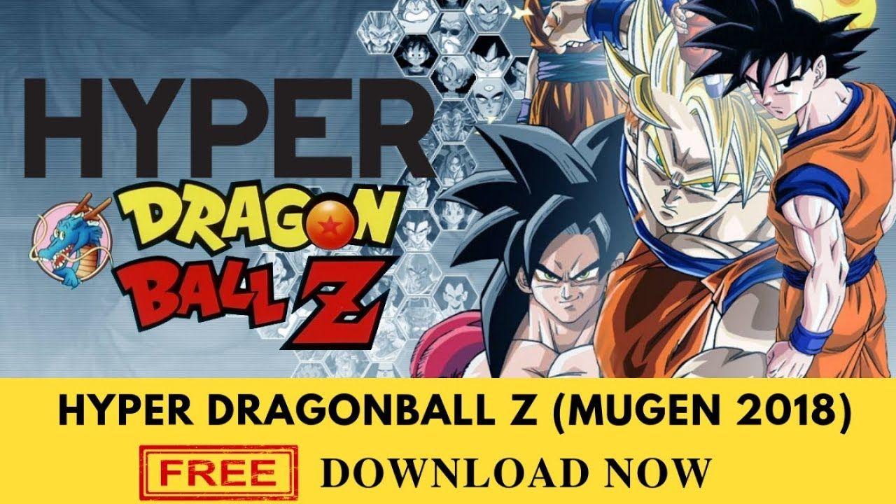 Free Download] Hyper Dragon Ball Z 4 2B Mugen 2018 | dragon