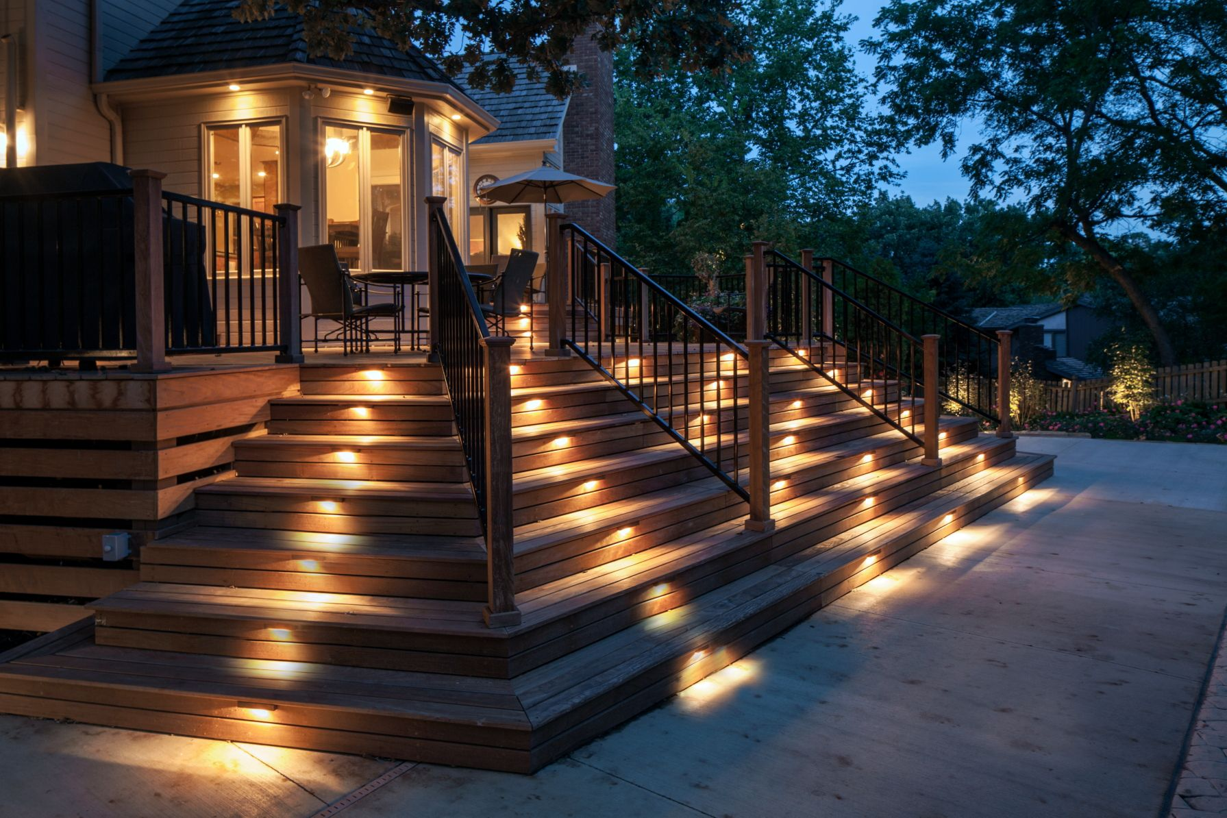 3 areas that can benefit from outdoor lighting outdoor for Terrace lighting