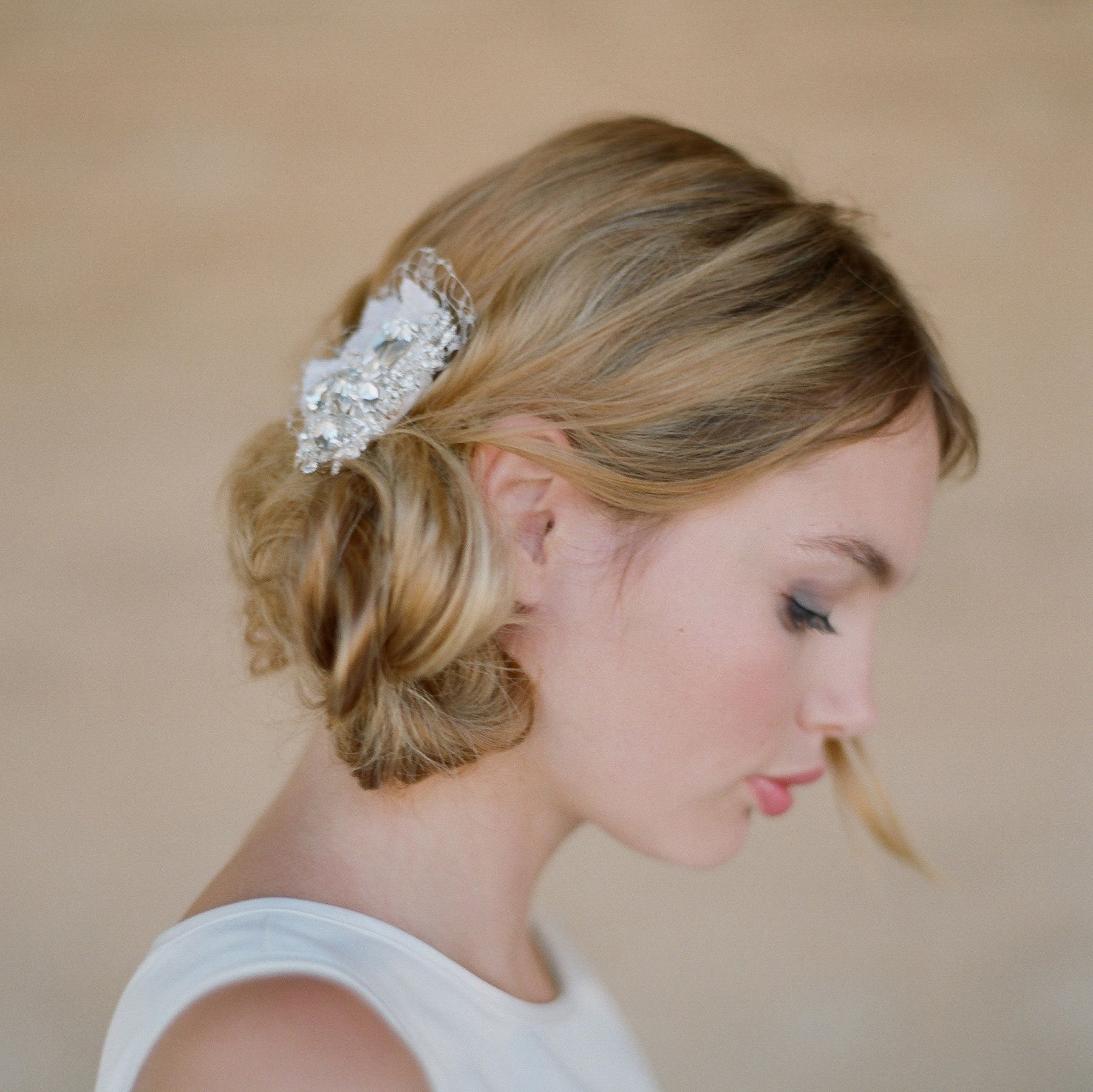 top 23 perfect wedding hairstyle for short natural hair » new