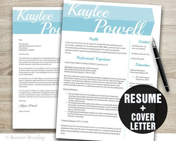 How To Get Resume Templates On Microsoft Word Resume And Cover Letter Design Template  Microsoft Word Editable .
