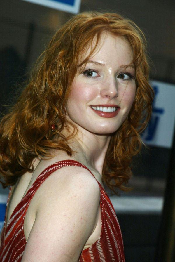 Alicia Witt Redheads Alicia Witt Gorgeous Redhead