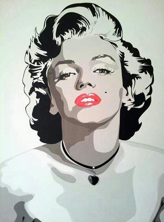 PinFantasy - Marilyn Monroe ~~ For more: - ✯ http://www.pinterest ...