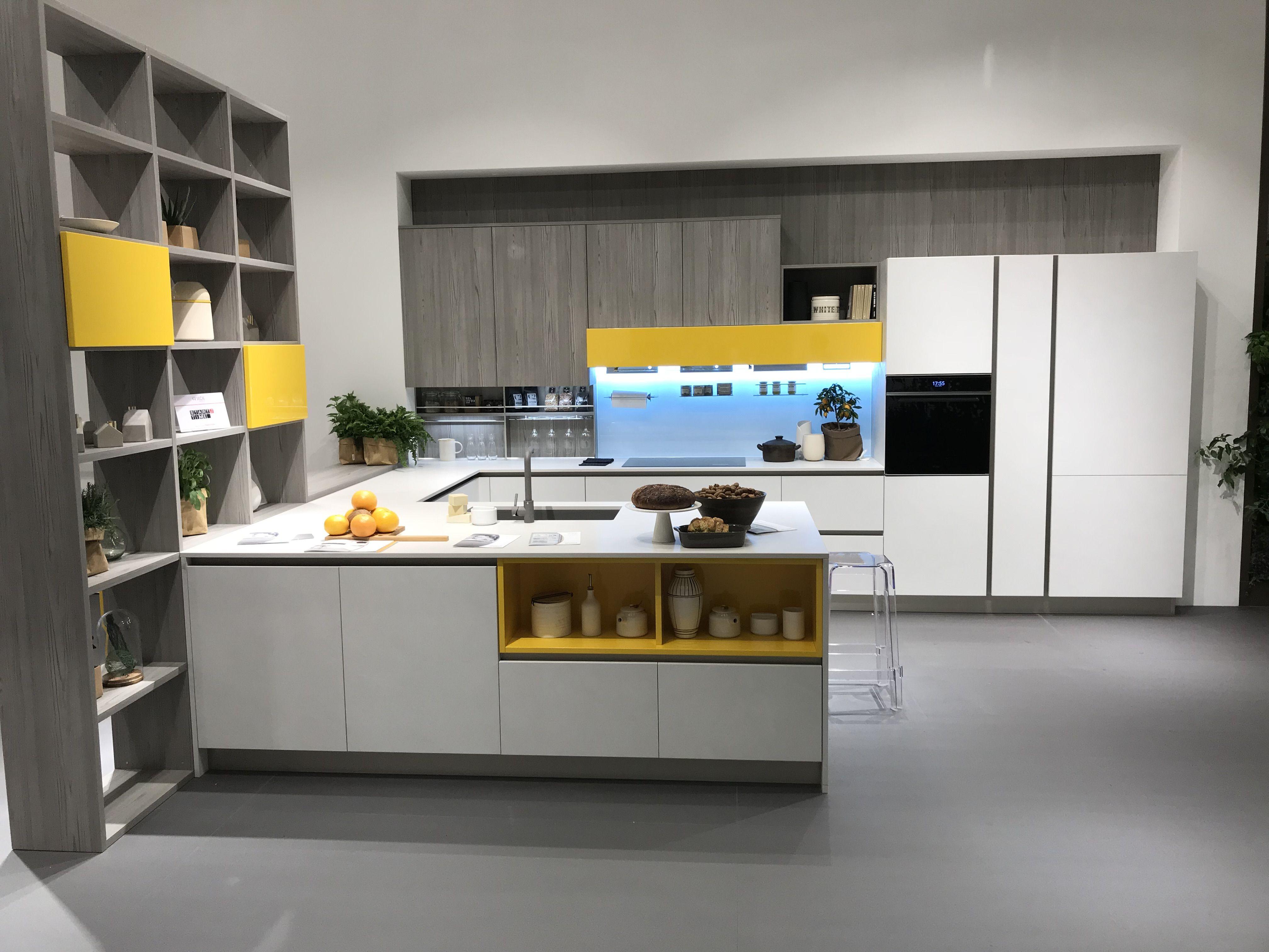 Cuisine Veneta Cucine modèle Start-Time.J @eurocucina2018 ...