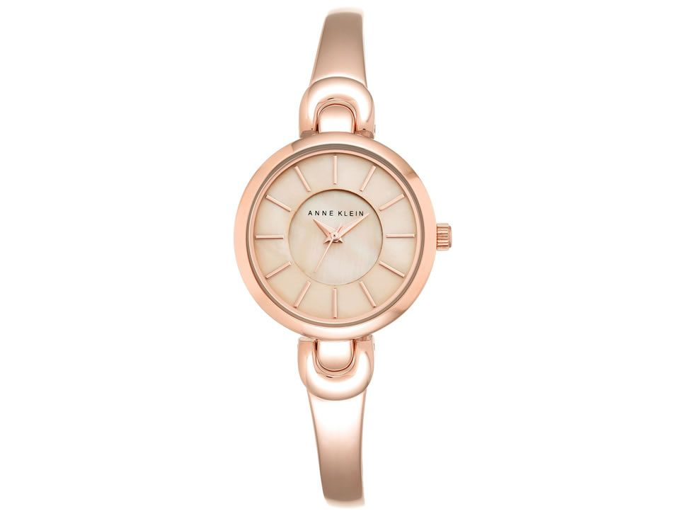 9315a51f11a6 Anne Klein Rose Gold Collection AK2124RMRG Reloj para Dama Color Oro Rosado-Liverpool  es parte de MI vida