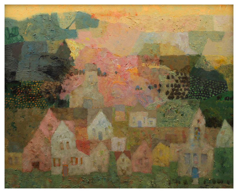 Mark English - Contemporary Artist - Landscape 29