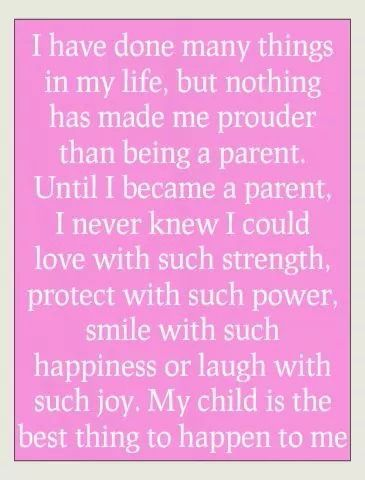 My Children Mean Everything To Me My Children Quotes Joy Quotes Mommy Quotes