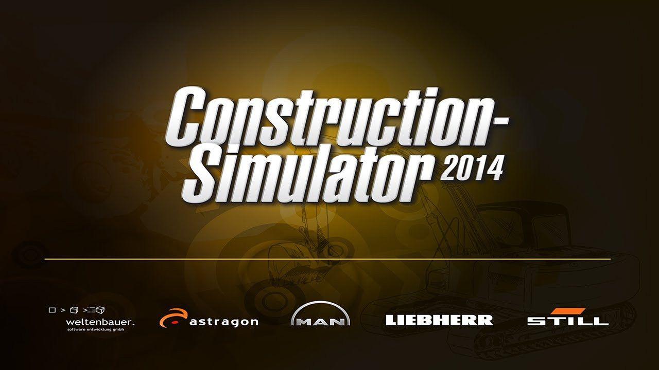 download construction simulator 2014 apk + data mod