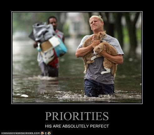 This would be my priority too!
