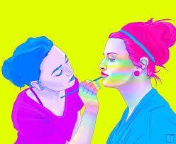 Resultado de imagen para gifs multicolores TUMBLR
